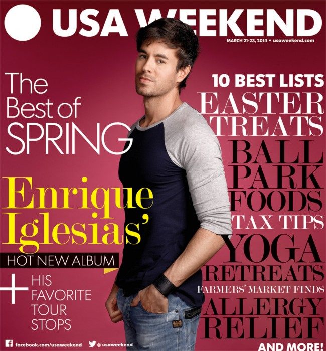 Miami Photographer Jeffery Salter  photographs Enrique Iglesias  photographed by Miami advertising and editorial sports photographer Jeffery Salter who also does high end portraits of celebrities.