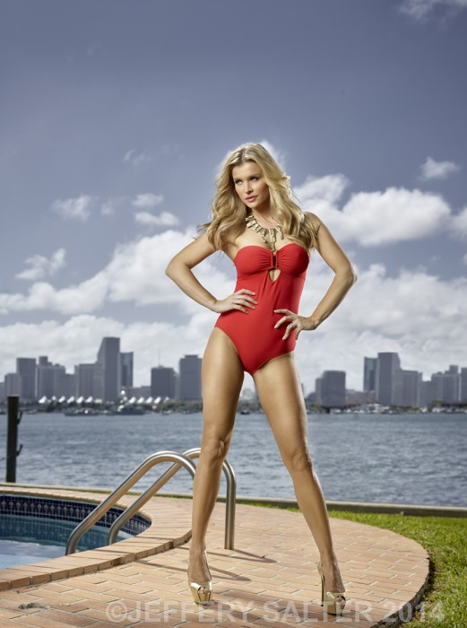 Real Housewives of Miami star, Joanna Krupa | Miami based photographer Jeffery Salter